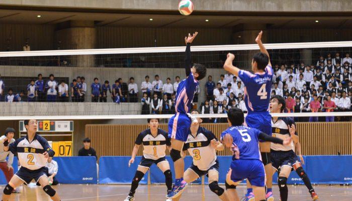 2019年度 第72回全日本バレーボール高校選手権 静岡県大会が行われまし ...
